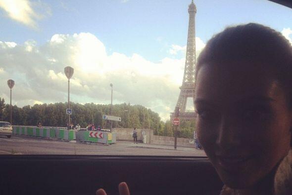 ¡En París!