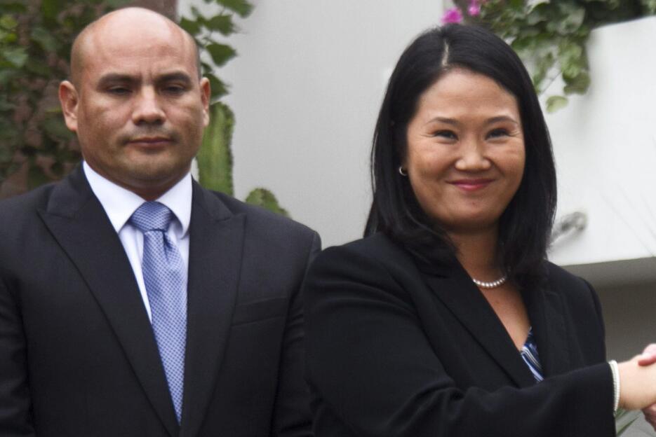 Keiko y Ramirez