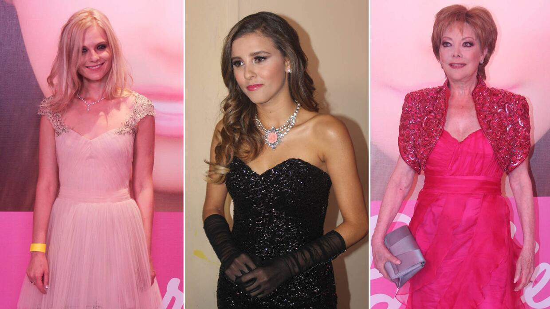 Famosas en los Barbie Awards 2015