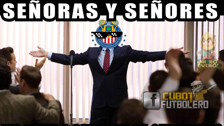 Chivas le sigue arruinando el Centenario al América y las burlas...