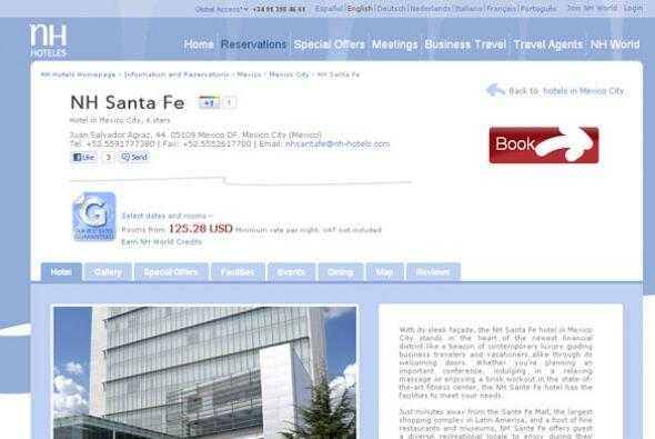 NH HOTELES- El grupo NH Hoteles ganó 6.2 millones de euros en 2011 (poco...