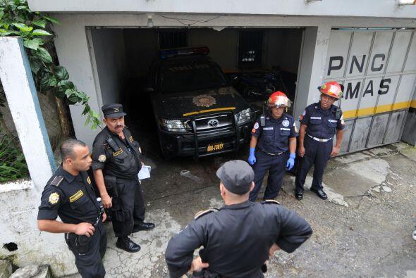 Tras estos ataques la Policía guatemalteca se declaró en 'alerta máxima'.