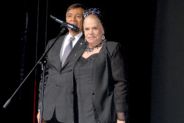 Carmen Salinas fue gran amiga de Ninón Sevilla.