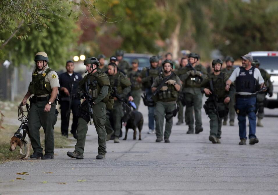 Hispanos consternados por tiroteo en California  sanbernardino10.jpg