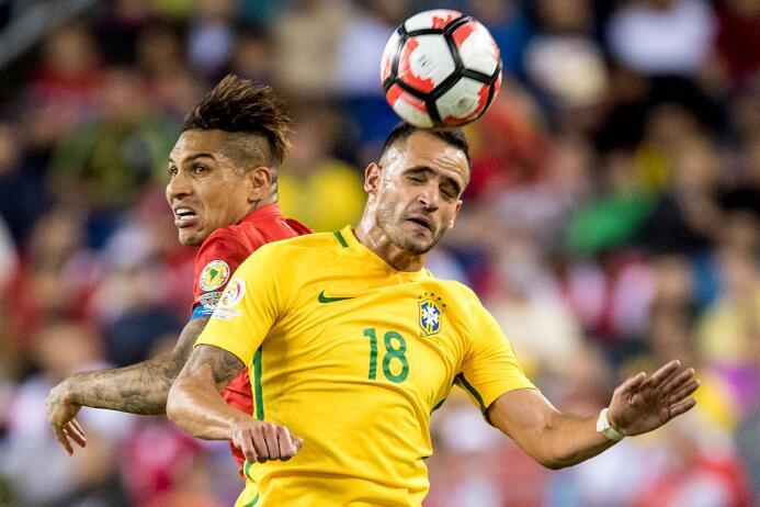 El ranking de los jugadores de Brasil vs Perú Augusto.jpg