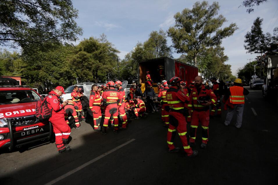 Terremoto México internacionales España