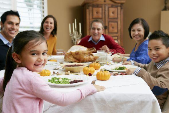 Saldo positivo. Celebrar Acción de Gracias y no quedar con tus cuentas e...