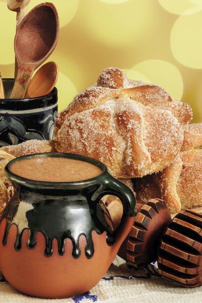 Así como las ofrendas en el día de Muertos, este tipo de pan se remonta...