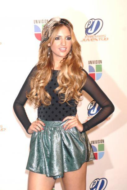 Se nota que Eiza González ha trabajado demasiado para mejorar su estilo....