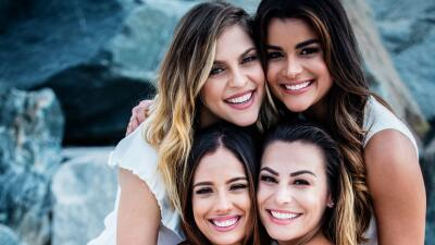 Las fotos de Clarissa, Aleyda, Daniela y Nastassja tras protagonizar 4 Días Antes del Sí
