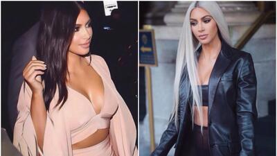 Esta es la tierna foto con la que Kim Kardashian derritió las redes sociales