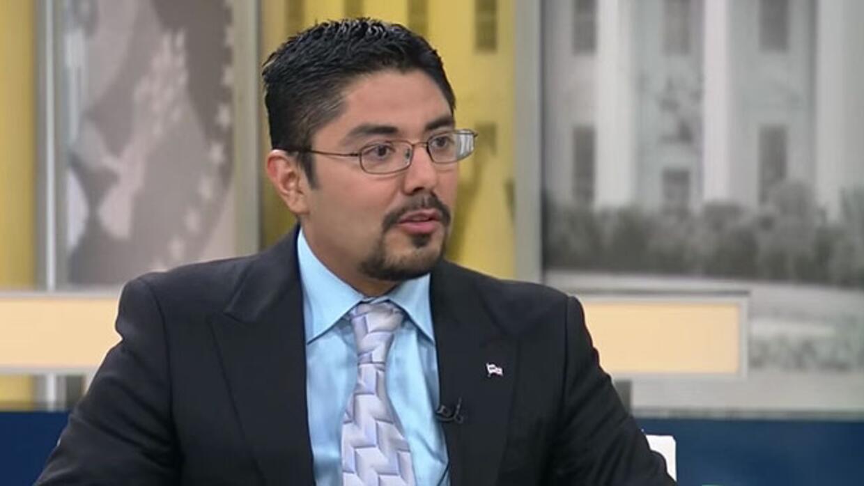 El abogado Sergio García.