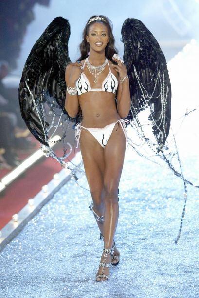 Esta mujer fue una de las primeras angelitas de Victoria's Secret.