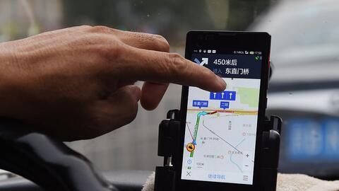 Los operadores de GPS surcoreanos, sin embargo, sí ofrecen servicios de...
