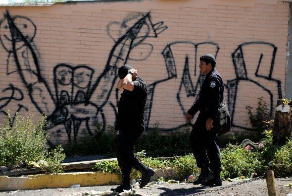 Las cifras de las autoridades arrojan que el Salvador tiene en promedio...