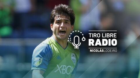 Tiro Libre Radio con Nicolás Lodeiro