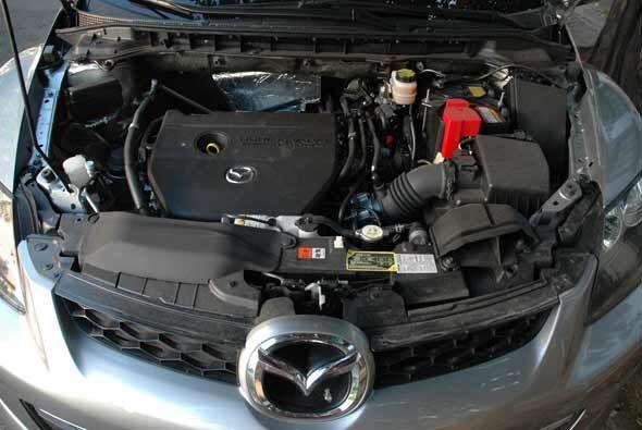 Nuestro modelo presenta la nueva opción de motor, un cuatro cilindros de...