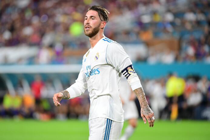 Mejor defensa: Sergio Ramos (Real Madrid C.F.)
