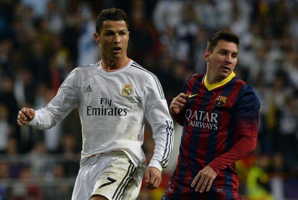 Siguiendo con los duelos entre Messi y Ronaldo el portugués intentará ro...