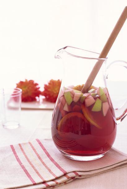 Para beber. También podrías incorporar este alimento en una bebida bien...