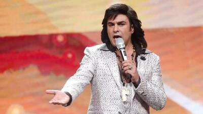 Albertano presumió su glamour en los 'Premios TVyNovelas 2017'