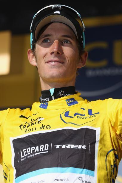 El nuevo líder del Tour es Andy Schleck.