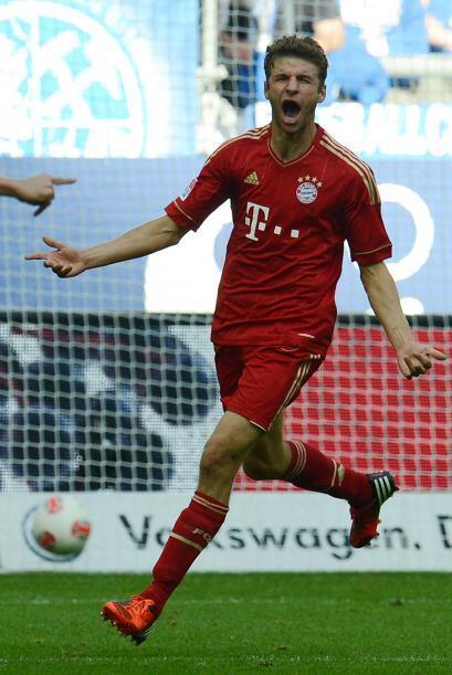 Primero porque marcó un gol ante Schalke, tras hacer una gran jugada ind...