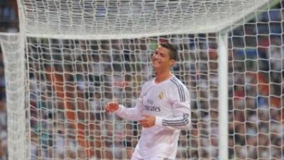 Los dos goles de Cristiano le sirvieron para subir puestos en la lista d...