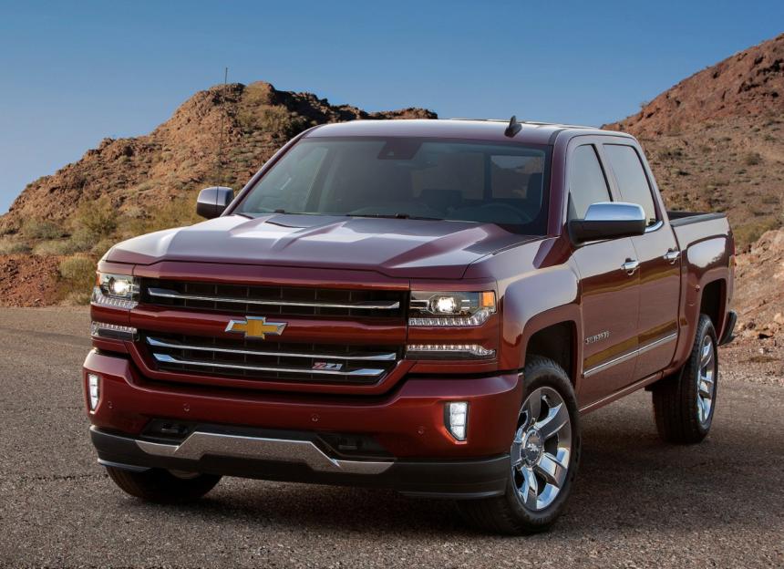 Estas son las camionetas pickup con el mayor valor de reventa en EEUU Ch...