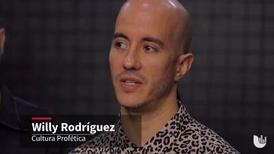 "Willy Rodríguez de Cultura Profética: ""Muchos decidimos ser padres...no..."