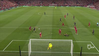Meunier acortó distancias y el PSG está en el partido