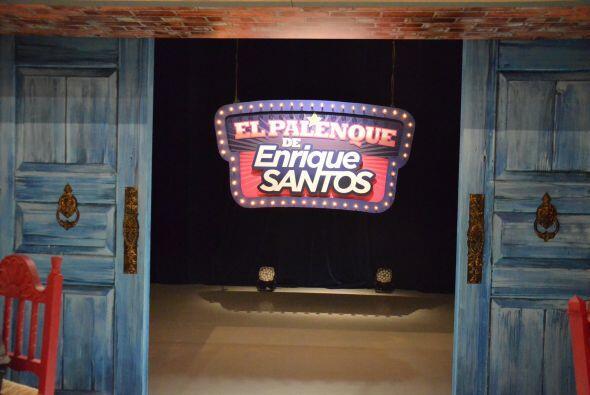 Este es 'El Palenque de Enrique Santos' un programa que te hará r...