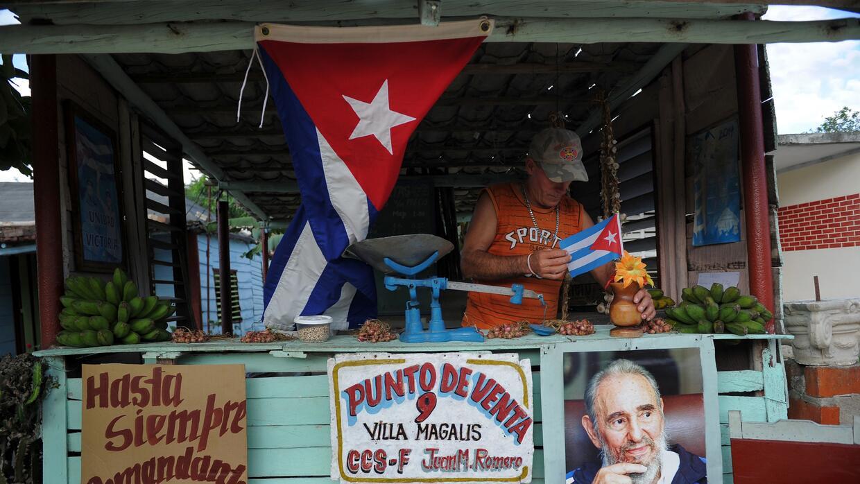 Fidel Castro fue enterrado el 4 de diciembre en Santiago de Cuba.