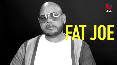 Fat Joe 'leaned back' and dished out on her friend JLo and the rising of urban Latino artists