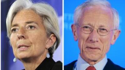 El presidente del Banco de Israel, Stanley Fischer, anunció públicamente...