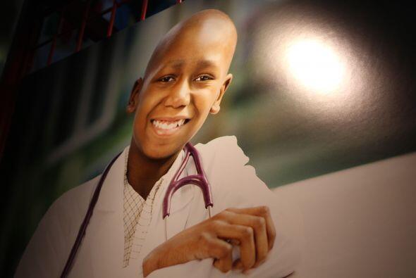El St. Jude Children's Research Hospital, el gran sueño de Danny Thomas,...