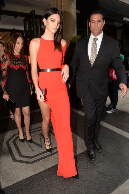 ¡Mira qué bien lució Kendall!
