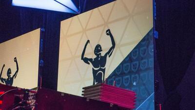 Así se preparan los Premios Univision Deportes 2016