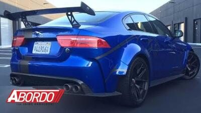 Primer Vistazo: Jaguar XE SV Project 8 | A Bordo