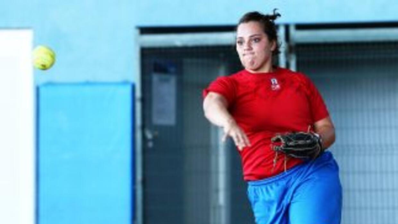 Nicole Osterman está ilusionada ante el reto del 8º Clásico Panamericano