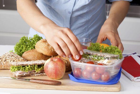 Cuida la presentación. Cómo luce la comida, es un punto crucial para los...