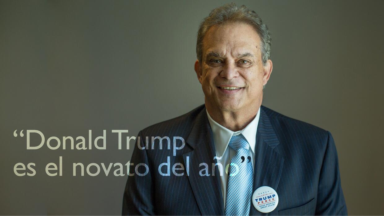 Lorenzo Palomares es un abogado constitucionalista que fue portavoz ofic...