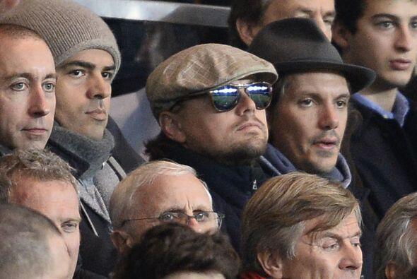 Hasta el actor estadounidense Leonardo Di Caprio se dio tiempo de ir a u...