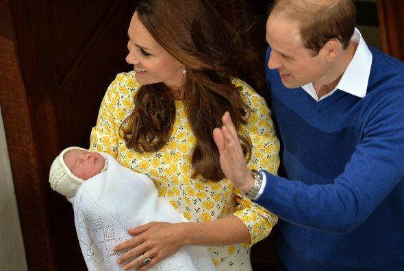 Los duques de Cambridge, William y Catherine, se convirtieron este sábad...