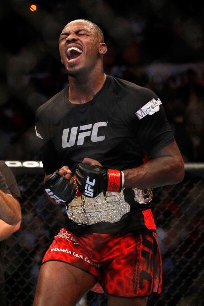 Jon Jones, peleador de la UFC aparece en el noveno sitio, al tener 7 pun...