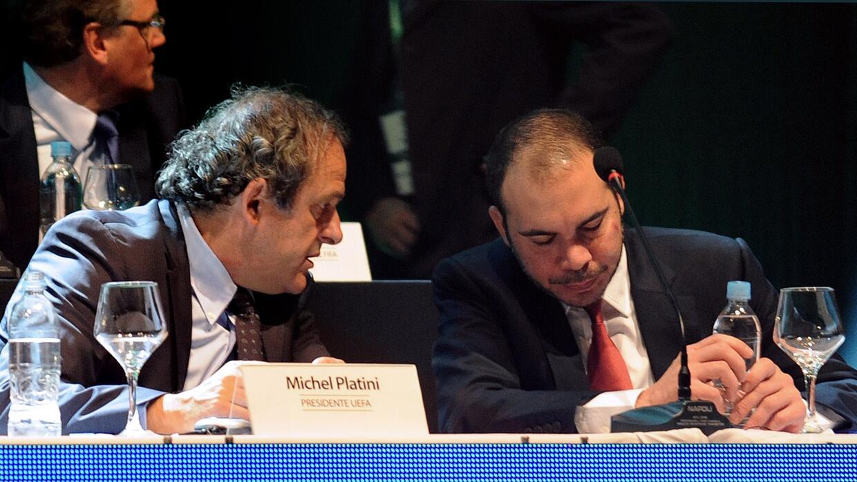 Michel Platini y Ali Al Hussein son los principales candidatos.