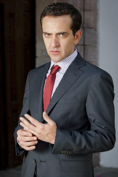 Flavio Medina es Alonso Lazcano. Actúa siempre de la mano de Isadora, su...