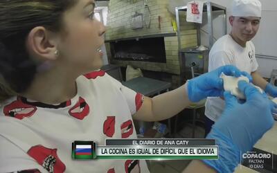 El Diario de Ana Caty escribió una página culinaria con una deliciosa re...