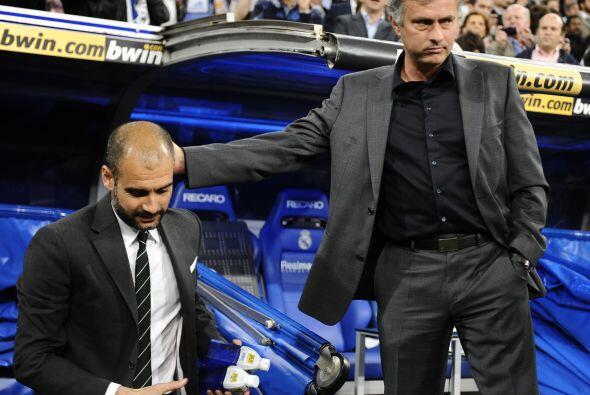 ''Josep Guardiola es un entrenador fantáctico del fútbol, pero ha ganado...