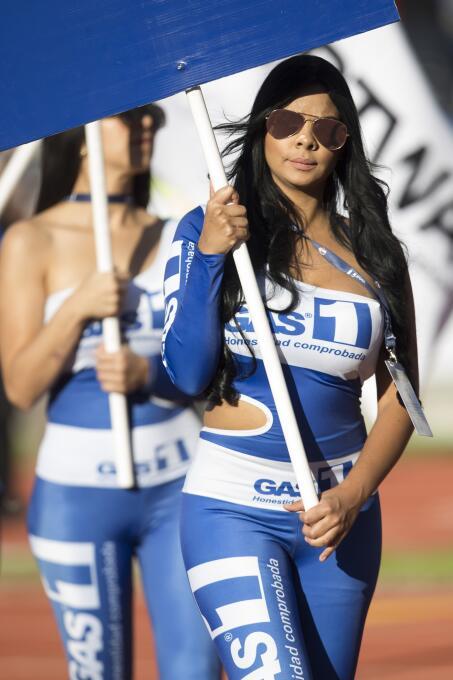 Fútbol y mujeres guapas es una gran combinación que la Liga MX siempre n...